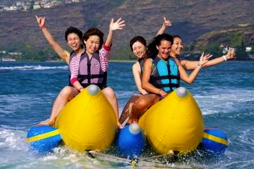 waikiki-banana-boat-ride-in-oahu-140506